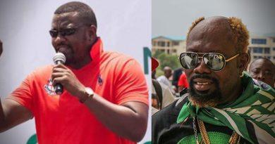 Celebrities won't run NDC's campaign again – Anyidoho
