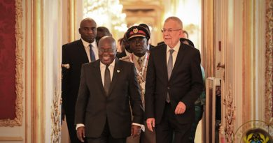 Ghana is our most important business destination in Africa