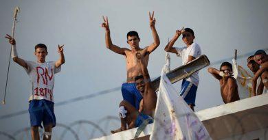 Brazil Prison Riots