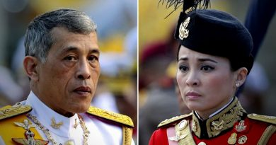 Thailand's King Marries Bodyguard