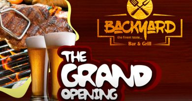 Backyard Bar and Grill Opens for Business