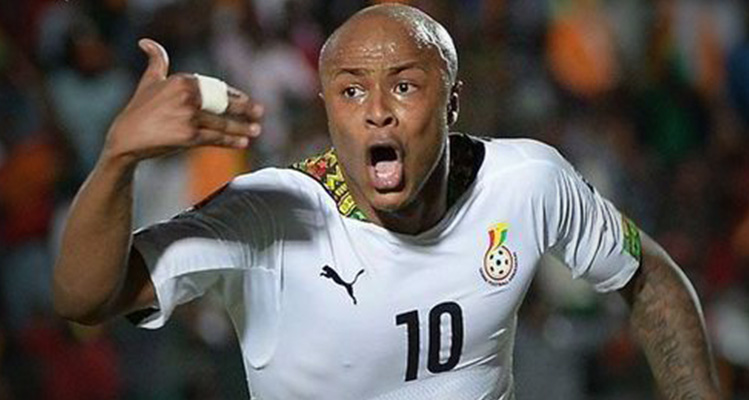 We failed and I take responsibility – Andre Ayew