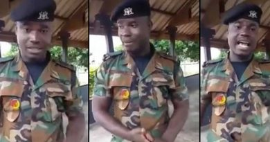 Punishment for #DropThatChamber Soldier too harsh – Amnesty International