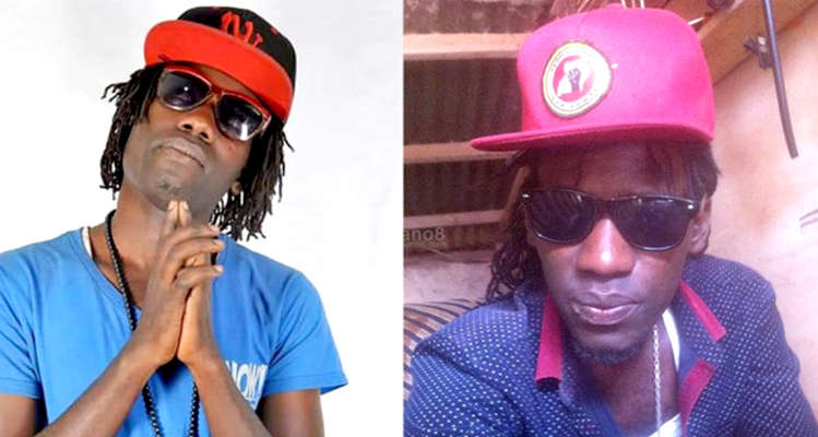 Michael Arinda, alias Ziggy Wine, died in Mulago hospital on Sunday.