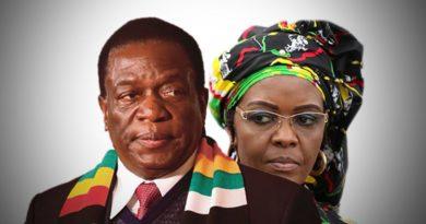 Mnangagwa Hints Harbouring No Grace Revenge Intentions