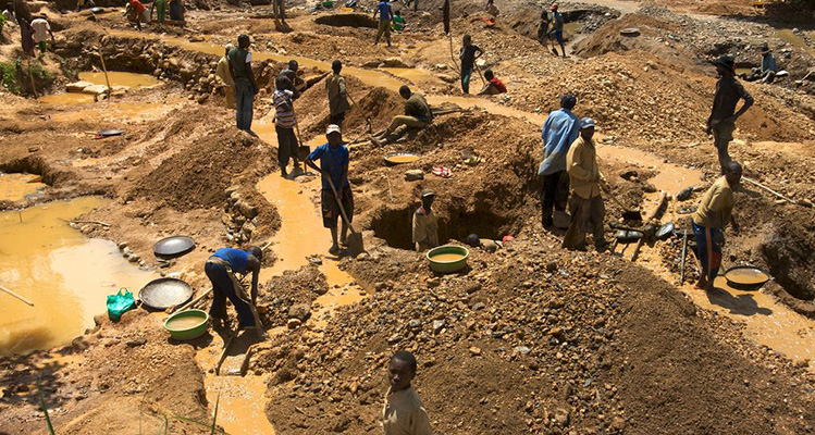 Galamsey Law: Illegal miners face 25yrs in jail – Akufo-Addo