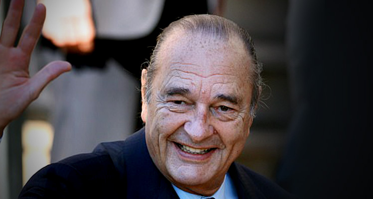 Jacques Chirac DIES AT 86