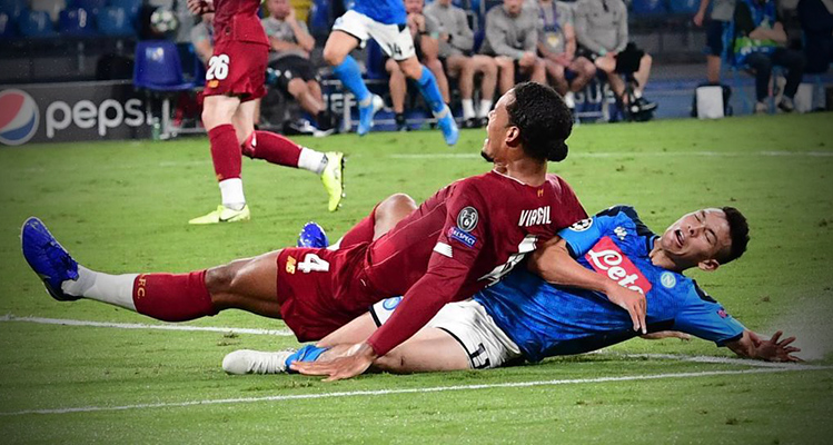 Napoli 2-0 Liverpool: 'Lesson' will do Reds some good - Mark Lawrenson