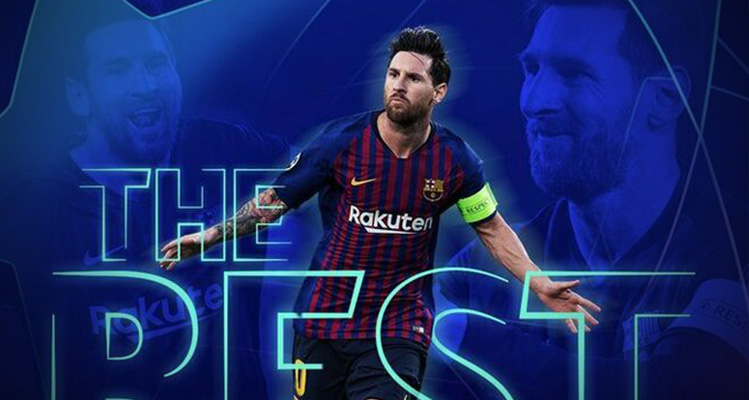 Lionel Messi caught up in FIFA The Best vote-rigging storm with countries claiming they DIDN'T vote for him despite their picks counting towards his win - with Mohamed Salah missing out in the process