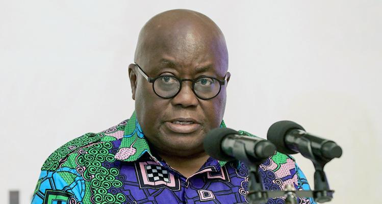 'CSE no-no' – Akufo-Addo