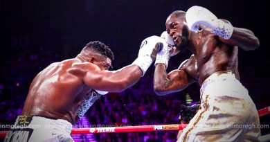 Deontay Wilder knocks out Luis Ortiz to defend WBC world title in Las Vegas