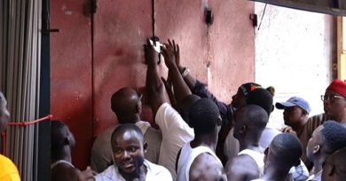 GUTA locks up over 100 foreign retailers' shops in Accra
