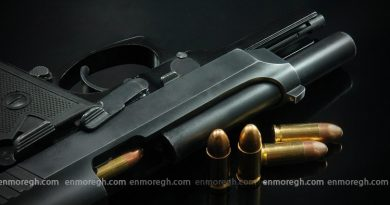 Gun tendered as exhibit goes off in court killing prosecutor