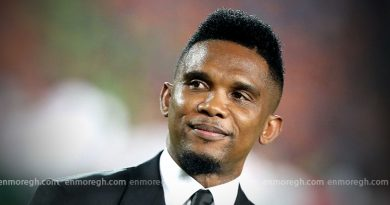 Eto'o aims to use studies to 'give back to Africa'