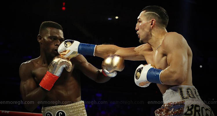 Commey pummelled out of IBF world title