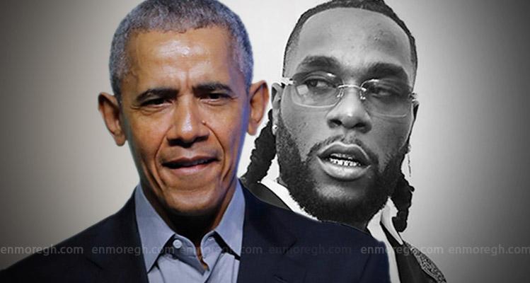 Burna Boy's 'Anybody' is 6th on Obama's favorite 35 songs list