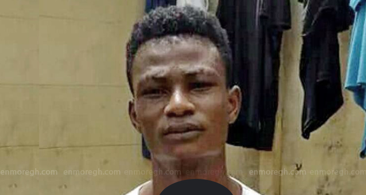 I was paid ¢20k to kill JB Danquah - Suspect