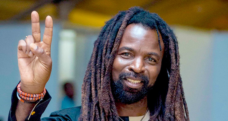 "Rocky Dawuni NEW EP ""Voice of Bunbon, Vol. 1"" due out October 30!"