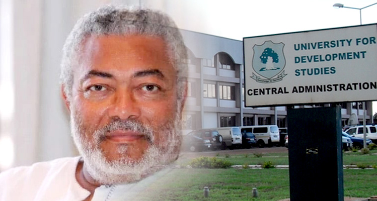 Rawlings' family welcomes decision to name UDS after him