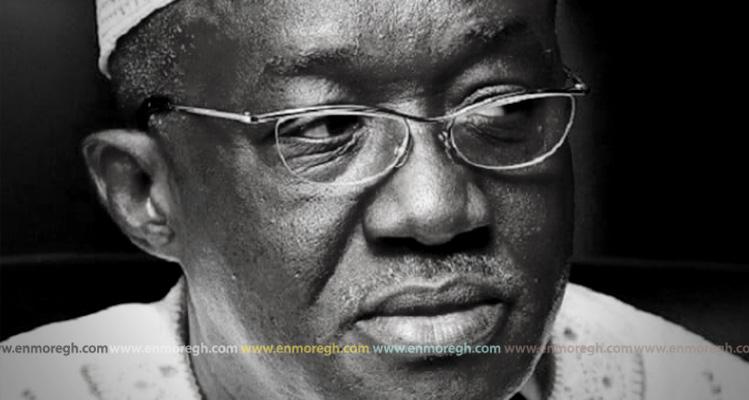 Former Aviation Minister Kofi Ada Passes On